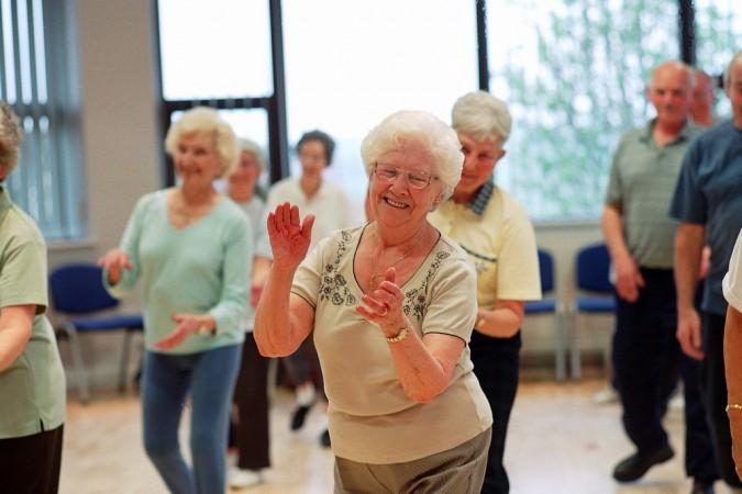 Terapia prin dans, pentru sanatatea fizica si emotionala